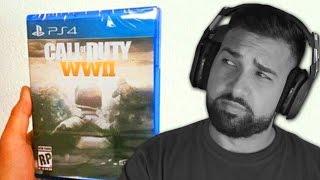 The Fake Call of Duty WORLD WAR 2..