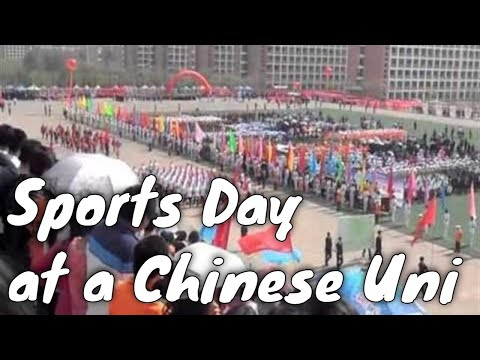 Lanzhou University of Technology Sports Day and Night Market!