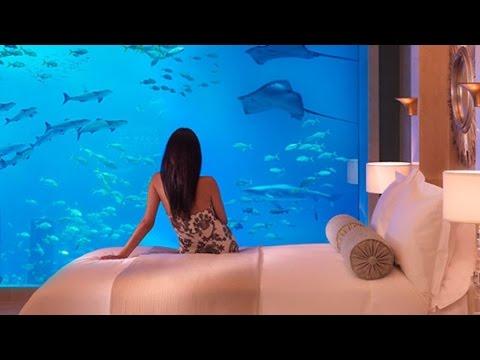 Underwater Hotels in Dubai
