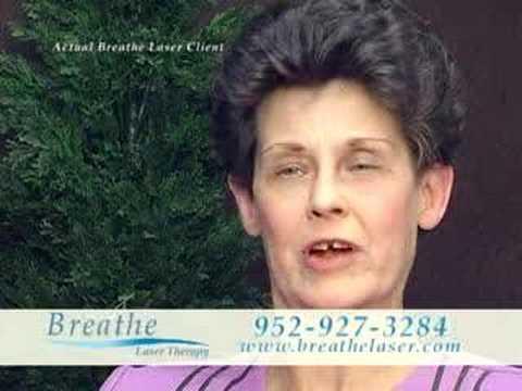 Breathe Laser Commercial