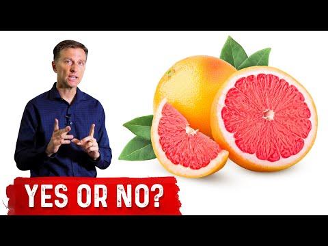 Can I Do Grapefruit on Keto