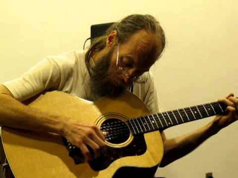 Charlie Parr - Cheap Wine - Eagan Library Sessions