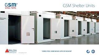 OPALON Prefabrik Yapılar GSM Shelter Konteyner Kabin