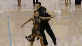 4K 2017夏全(第55回全日本学生選抜競技ダンス選手権) | ラテン上位決勝全種目