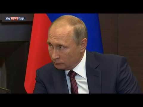 بوتن يلتقي نتنياهو لبحث الأزمة السورية  - نشر قبل 7 ساعة