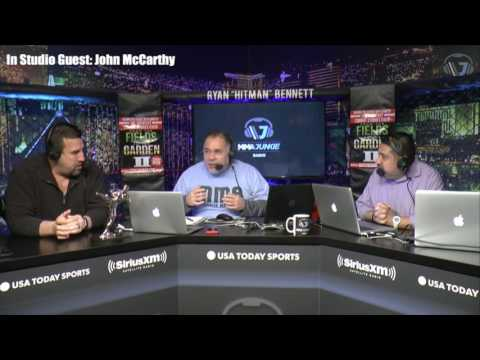John McCarthy and Raphael Assuncao join us for today's episode of MMAjunkie Radio.