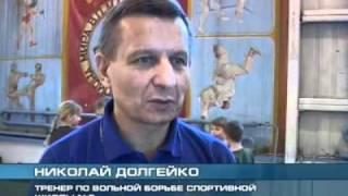 Вероника Гурская на национальном первенстве по вольной борьбе в Чебоксарах завоевала золотую медаль