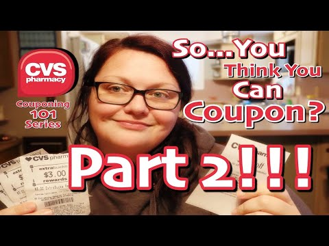 Breaking Down CRT's // How to Coupon at CVS Part 2 // So You Think You Can Coupon Series #2
