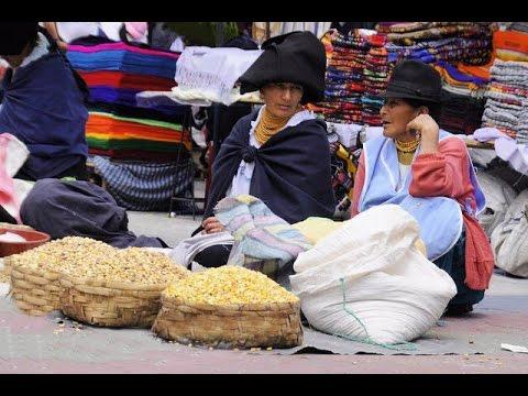 Otavalo la comarka encantada