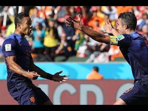 Netherlands win 3-2 Australia 2014 World Cup [REVIEW]