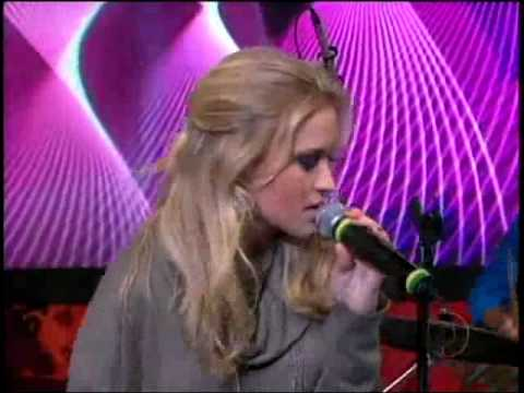 Emily  Osment   - Live Performance Brazil 2010
