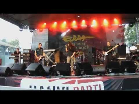 Heep Freedom (Uriah Heep tribute) - Gypsy @ Live at Hanyi-parti Festival (11.07.2014.)