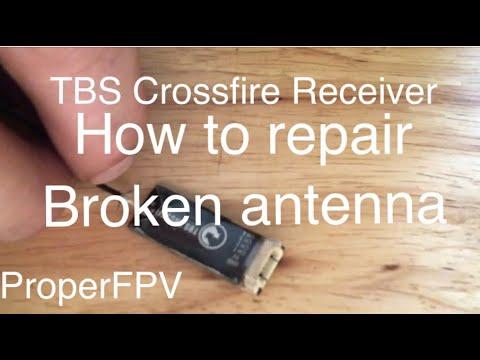 How to Solder Antenna Onto Broken  U.FL Connecter