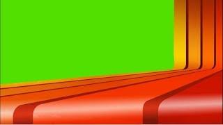 Wunderschöne Green-Screen-Video-Hintergrund | DMX-HD-BG 322