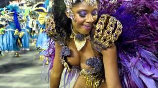 Краски  бразильского карнавала 2013(В Бразилии в самом разгаре знаменитый карнавал. Рио-де-Жанейро, Сан-Паулу и другие города на целую неделю..., 2013-02-14T21:09:51.000Z)