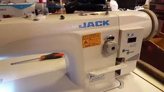 Wysokie podnoszenie stopki Jack JK 6380