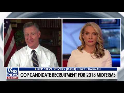 NRCC Chairman Rep. Steve Stivers: I'm Confident Republican Rick Saccone Will Win PA-18 Race