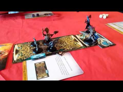 Warhammer Quest: Silver Tower, First Quest