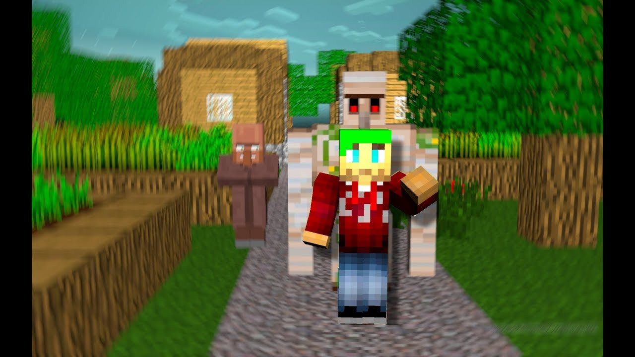 JACKSEPTICEYE IN MINECRAFT!? || JSE Villager Soundpack #trending