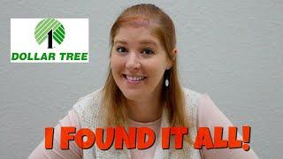 MASSIVE DOLLAR TREE HAUL