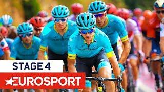 Vuelta a España 2019 samenvatting etappe 4