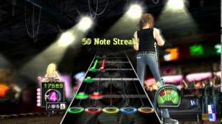 Guitar Hero III: Legends of Rock (PS2 Gameplay)