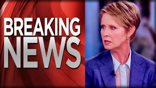 WATCH this Liberal Actress Commit TREASON on LIVE TV And Cynthia Nixon is Running For NY Governor