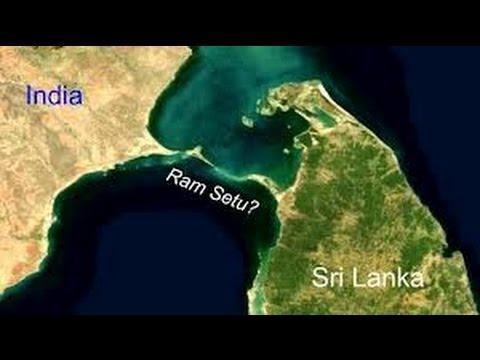 Monográficos zona cero, Puente de Rama entre India y Sri Lanka.