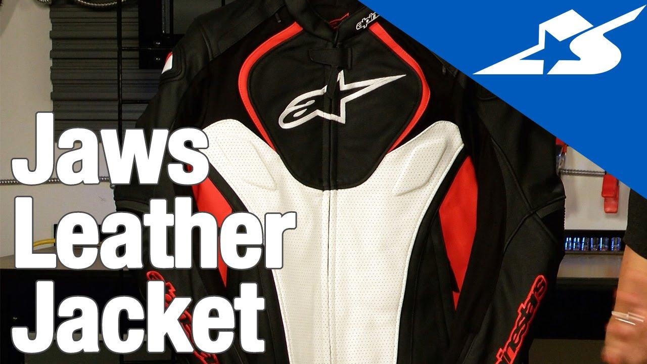 Leather From Jacket Superstore Jaws AlpinestarsMotorcycle Men's YE9ebWD2HI