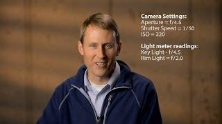 Three Point Lighting for Video: A Slight Variation