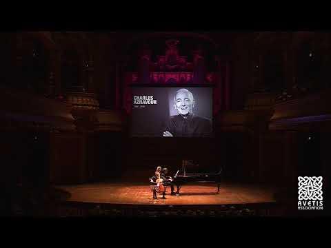 Dmitri Schostakovich: Cello & Piano Sonata (2nd Mov) | Narek Hakhnazaryan & Hayk Melikyan