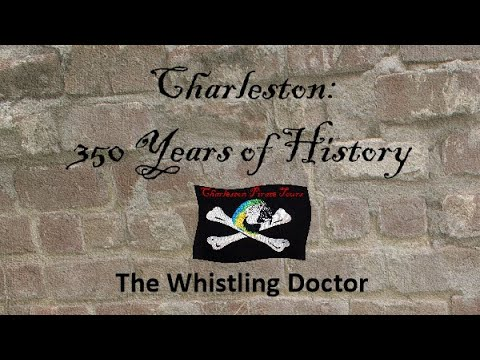 Ghost of the Whistling Doctor in Philadelphia Alley