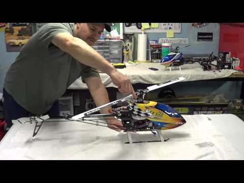 Rc Helicopter ,torque Tube Vs Belt Driven Which Is Better