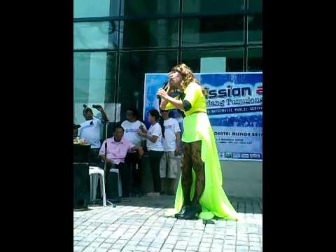 Inday Bambina of RMN Dyhp Cebu