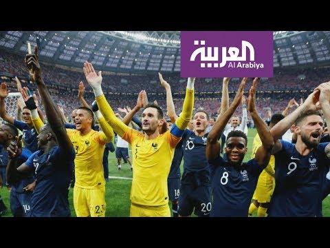 روسيا2018 | فرنسا تحقق عدة إنجازات في لقاء واحد  - نشر قبل 3 ساعة