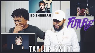 Taylor Swift - End Game ft. Ed Sheeran, Future | FVO Reaction