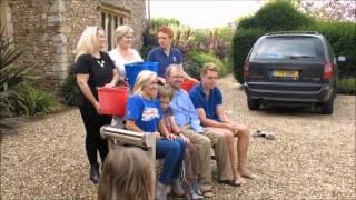 Professor Stephen Hawking ALS Ice Bucket Challenge