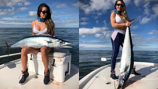 Wahoo SLAY Day |Catch, Clean+Cook!!