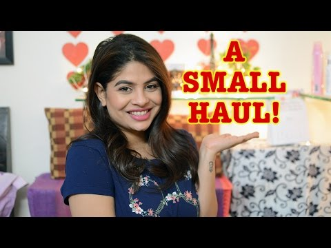 Herbal Skincare & Little Makeup Haul | Iraya and Inglot Haul | Payal Singh
