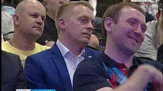В Красноярске прошел Форум отцов