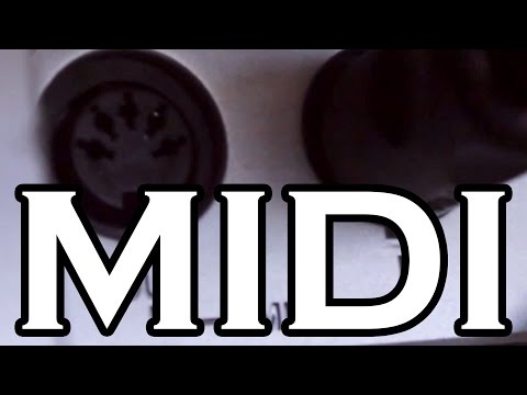 MIDI 101 - What Is It And How Do We Use It