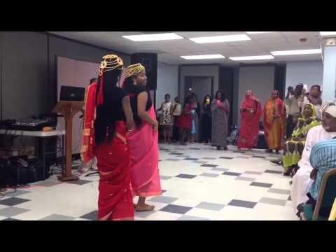 Eastern Sudanese Dance