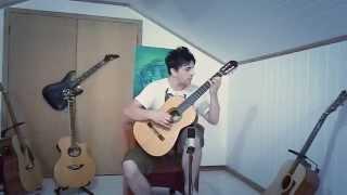 Castlevania Vampire Killer on Acoustic Guitar by GuitarGamer (Fabio Lima)