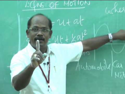 Fundamentals of Engineering Physics (Part 3 of 5) (Tamil and English)