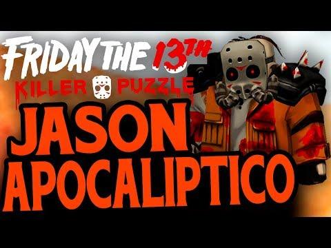 FRIDAY THE 13th KILLER PUZZLE - JASON APOCALIPTICO BRUTAL! - GAMEPLAY ESPAÑOL