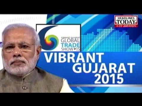 Vibrant Gujarat Summit: Modi, world leaders address event