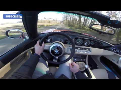 POV BMW Z8 Roadster 4.9 V8 400 HP (1 Of 62) SPRING DRIVE