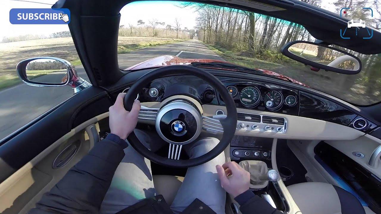 Pov Bmw Z8 Roadster 4 9 V8 400 Hp 1 Of 62 Spring Drive