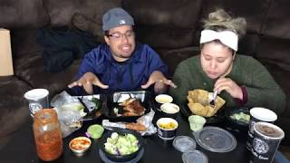 MUKBANG FEAST / EATING SHOW - SOCIAL EATING | EAT WITH ME