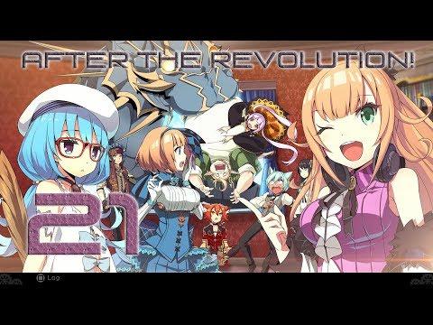 Demon Gaze 2 (Japanese Voice | English) Part 21 - Epilogue : After The Revolution